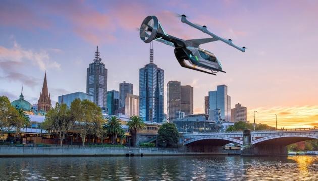 Uber анонсує запуск авіатаксі у Мельбурні