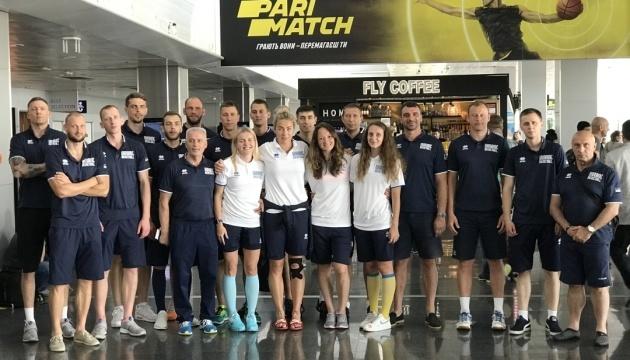 Збірні України з баскетболу 3х3 зіграють на турнірі у Франції