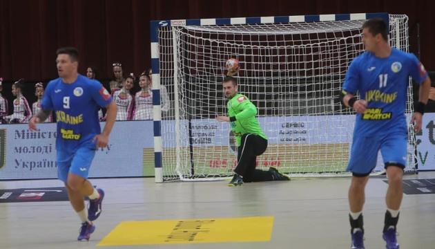 Украина проиграла чемпионам мира по гандболу датчанам в отборе Евро-2020