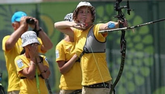 Українські лучниці вийшли до 1/4 фіналу чемпіонату світу, завоювавши олімпійські ліцензії