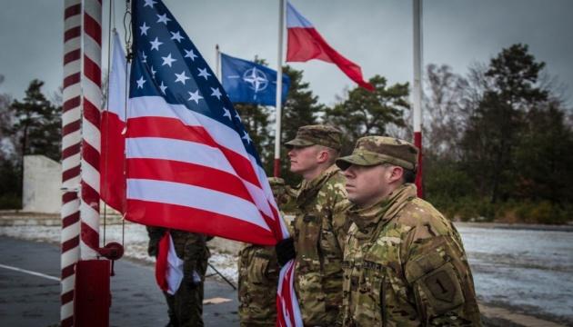 США створять у Польщі військове командування та базу безпілотників