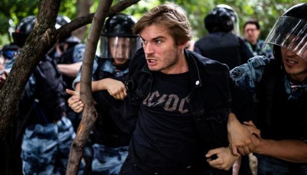 Протести у Москві: майже всіх затриманих відпустили