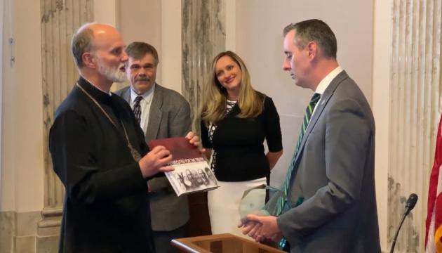 Політики США отримали нагороди за підтримку демократії в Україні