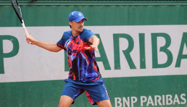 Молчанов програв другий матч парних змагань турніру АТР в Штутгарті