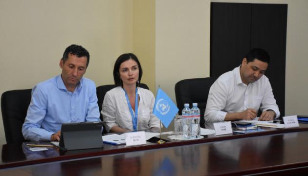 На Донеччині делегація ФАО ООН обговорила питання допомоги регіону
