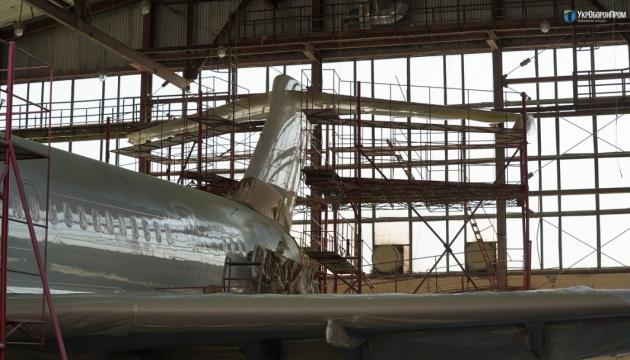 Укроборонпром показав, як модернізують літаки для ЗСУ
