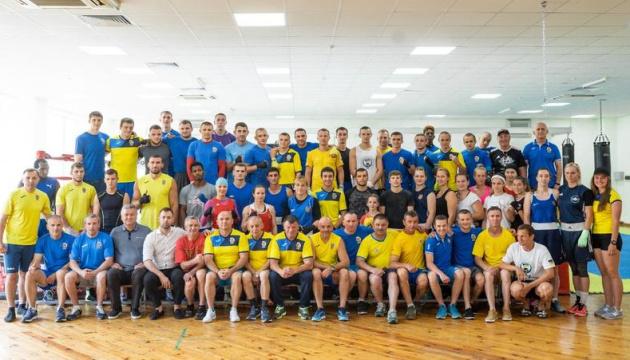 Став відомий склад збірної України з боксу на Європейські ігри-2019