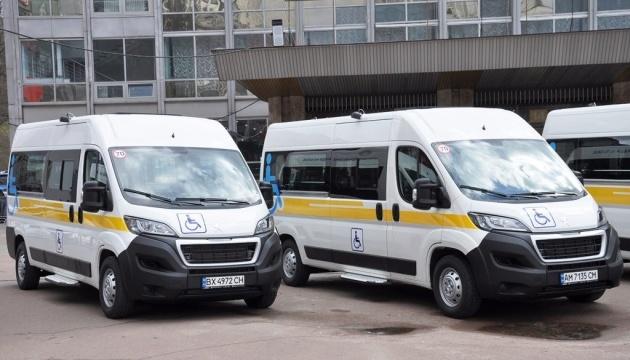 На Житомирщині у 4 об'єднаних громадах працює соціальне таксі