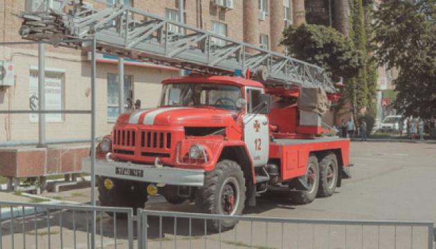 У Києві сталася пожежа у дитячій поліклініці