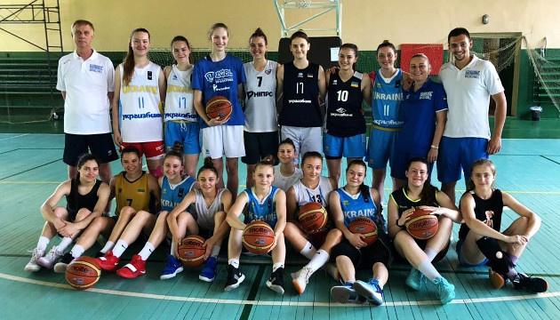 Баскетбол: став відомий склад жіночої збірної України U-18 на спаринги в Білорусі