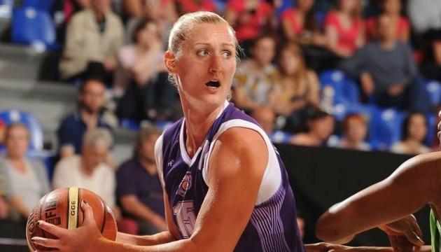 Баскетболістка збірної України гратиме в бельгійському чемпіонаті
