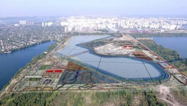 Суд скасував дозвіл на будівництво ЖК «Патріотика на озерах»