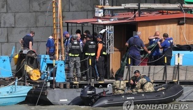 Аварія катера у Будапешті: ідентифікували тіло ще одного загиблого
