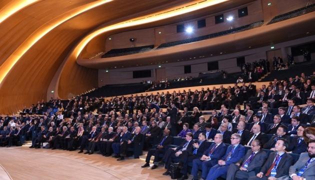 Ukrinform represents Ukraine at News Agencies World Congress in Sofia