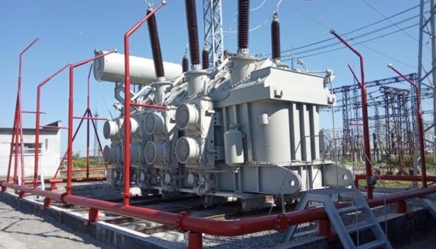 Цьогоріч Укренерго замінить 18 трансформаторів на підстанціях