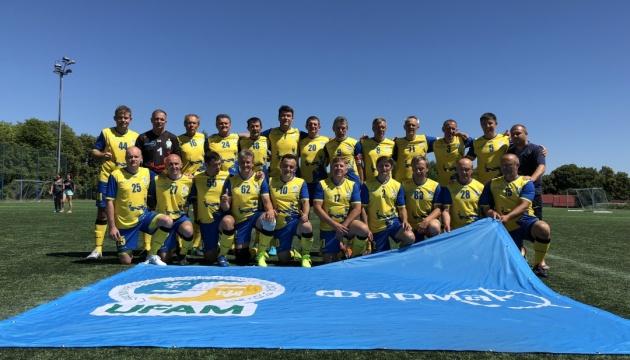 Збірна України з футболу серед лікарів їде на Чемпіонат світу