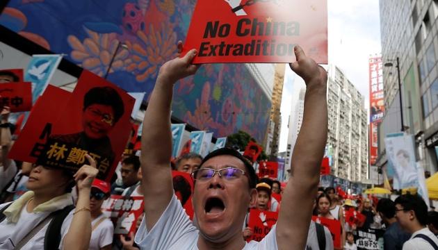 Канада, Британія та Австралія спільно виступили на захист автономії Гонконгу