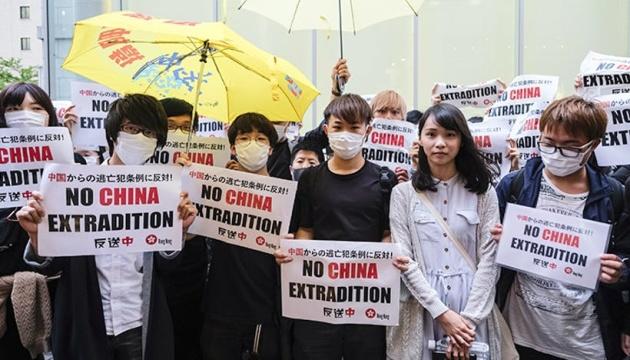 У Гонконгу протестувальникам заборонили носити медичні маски