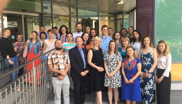 Канадські лікарі-діаспоряни приїхали в Україну у рамках педіатричної програми