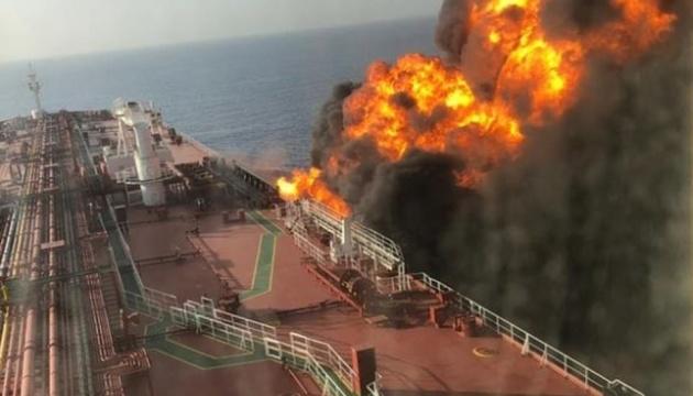 Іранці намагалися приховати докази своєї причетності до нападу в Оманській затоці - США