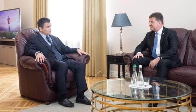 OSCE supports Kuchma's initiatives in Minsk - Lajcak