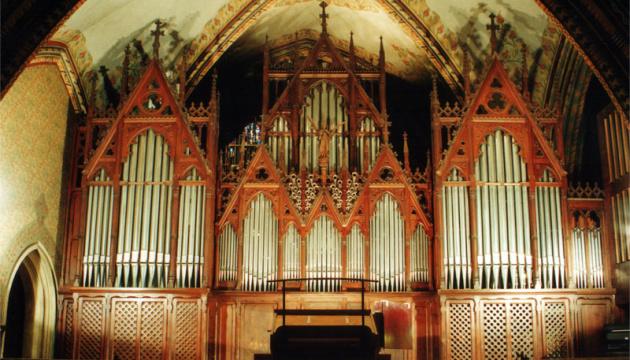 Львів запрошує зіграти на величезному органі
