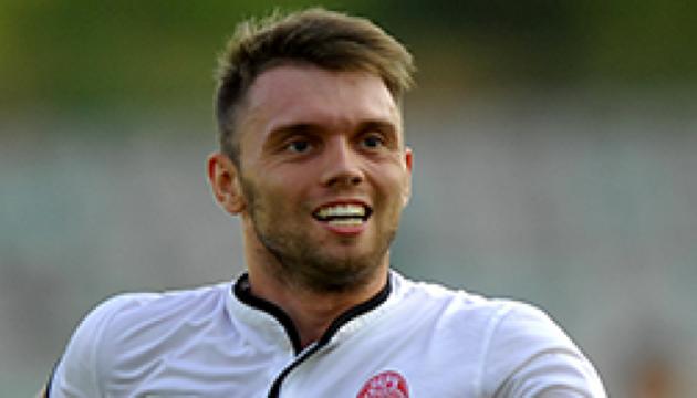 Караваєв став кращим футболістом сезону у складі
