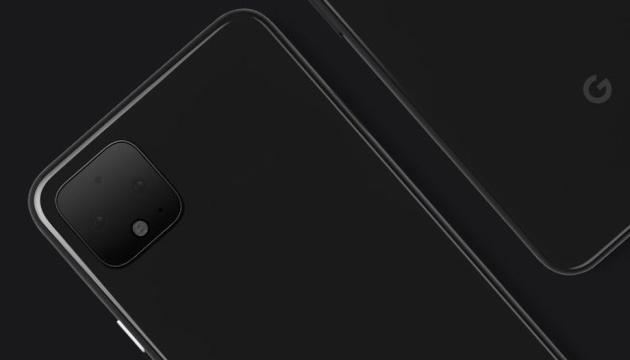 Google показав дизайн смартфону Pixel 4