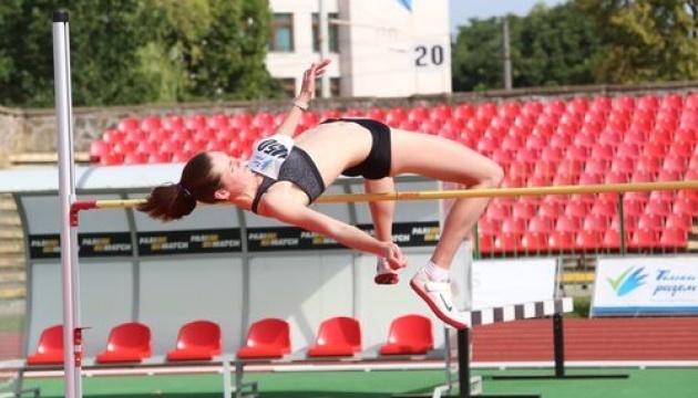 Une sportive ukrainienne a remporté la compétition de saut en hauteur en France