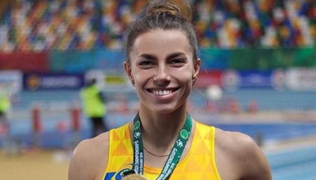 Українські легкоатлетки завоювали 4 медалі на міжнародних змаганнях