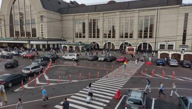 Залізничний вокзал Києва евакуюють через