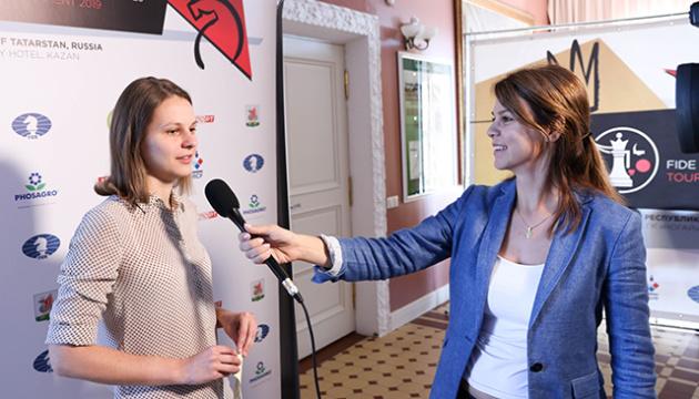 Сестри Музичук втратили шанси на перемогу в турнірі претенденток