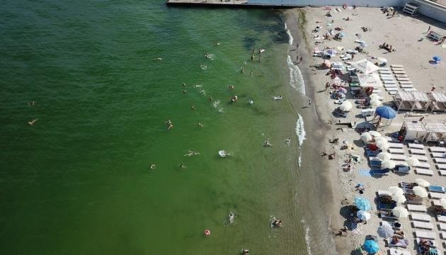 На всіх пляжах Одеси поліпшився стан води