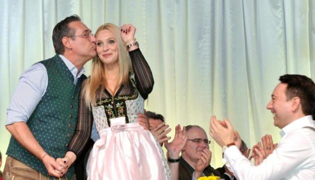 Дружина екс-віце-канцлера Австрії йде в парламент