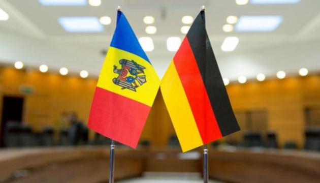 Німеччина готова підтримати новий уряд Молдови
