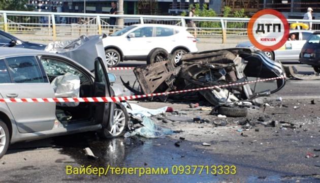 Біля центрального автовокзалу в Києві сталася жахлива ДТП, четверо загиблих