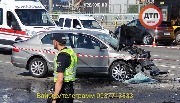 Смертельна ДТП у Києві: поліція розповіла перші подробиці