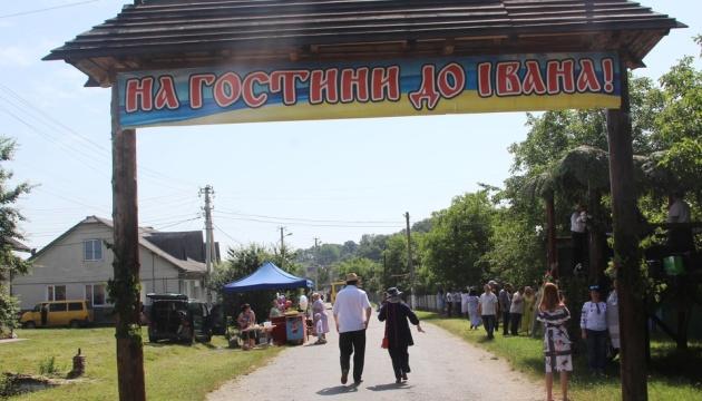 На Буковині провели фестиваль на честь дня народження Івана Миколайчука