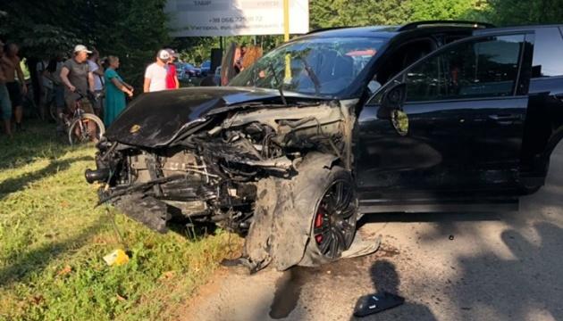 ДТП в Ужгороде: прокуратура будет просить арест для водительницы Porsche