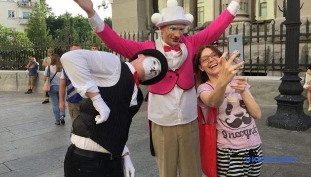 Під АП - акція за заборону використання тварин у цирках