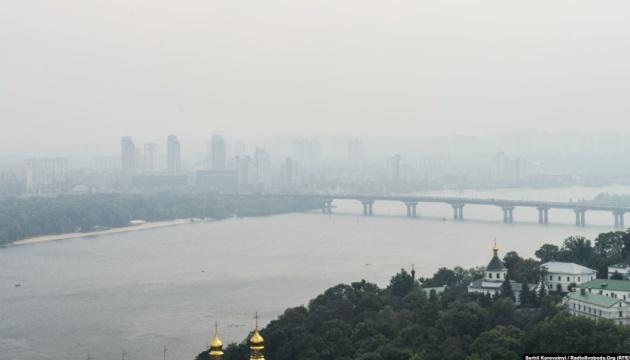 Діоксид азоту та формальдегід у повітрі Києва — рятувальники пояснили ситуацію