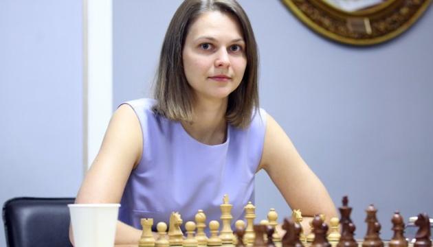 Анна Музичук фінішувала другою в турнірі претенденток
