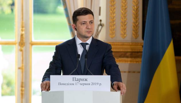 Zełenski powiedział, od czego zacząłby rozmowę z Putinem