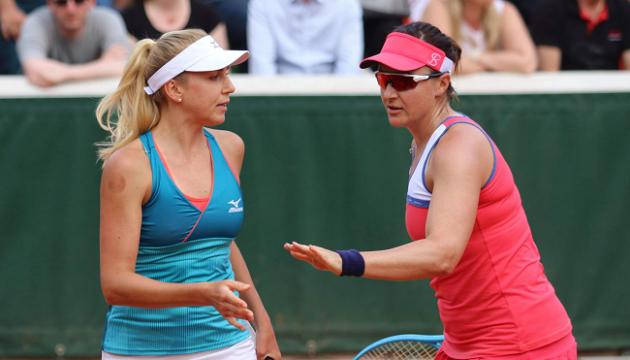 Ястремська та Кіченок вийшли до 1/4 фіналу парного розряду на турнірі WTA в Бірмінгемі