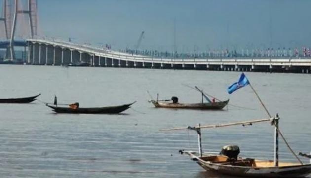 В Індонезії затонув пором, 15 загиблих
