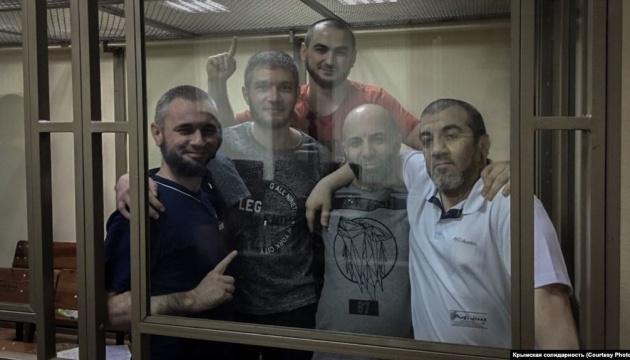 Російський суд дав фігурантам першої