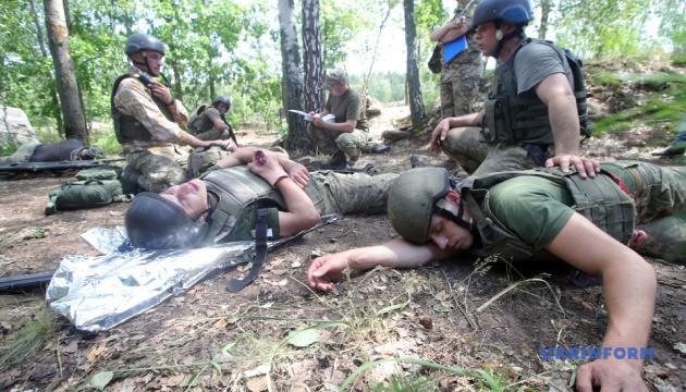 На Чернігівщині обирали найкращого фахівця з тактичної медицини