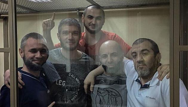 Представництво президента підтримало політв'язнів в окупованому Криму