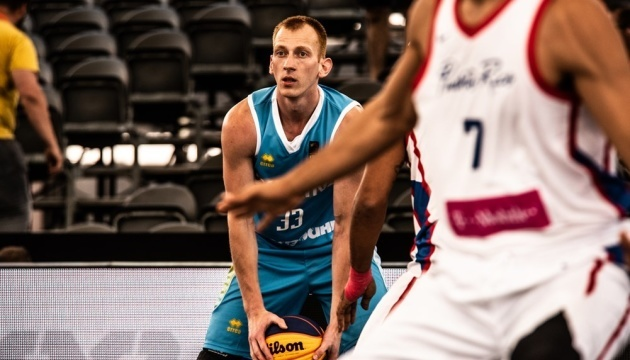 Збірна України з баскетболу 3х3 зазнала поразки у другій грі чемпіонату світу