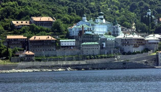 ЗМІ: російський монастир на Афоні можуть покарати за відмову прийняти делегацію ПЦУ